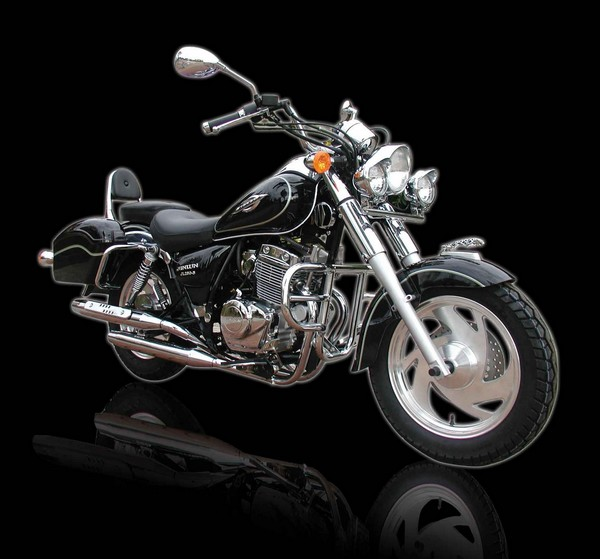moto 125 highlander jinlun chopper. Black Bedroom Furniture Sets. Home Design Ideas